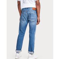 Scotch & Soda Jeans Ralston - Spyglass Light - blau - Größe 33/32