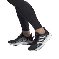 adidas Solar Glide ST 3 M Runningschuhe Herren - CBLACK/FTWWHT/BLUOXI - Größe 9-