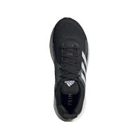 adidas Solar Glide ST 3 M Runningschuhe Herren - CBLACK/FTWWHT/BLUOXI - Größe 12-