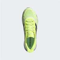 adidas Supernova + M Runningschuhe Herren - SYELLO/CBLACK/CLAQUA - Größe 10