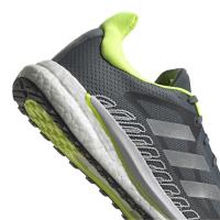 adidas Solar Glide 3 M Runningschuhe Herren - BLUOXI/SILVMT/SYELLO - Größe 9-