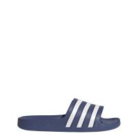 adidas Adilette Aqua Badesandalen Damen - CREBLU/FTWWHT/CREBLU - Größe 5