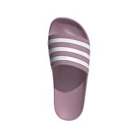 adidas Adilette Aqua Badesandalen Damen - CHEMET/FTWWHT/CHEMET - Größe 5