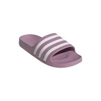 adidas Adilette Aqua Badesandalen Damen - CHEMET/FTWWHT/CHEMET - Größe 6