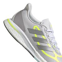 adidas Supernova W Runningschuhe Damen - DSHGRY/SYELLO/FTWWHT - Größe 7