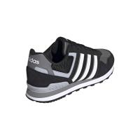 adidas 10K Sneaker Herren - CBLACK/FTWWHT/GREFOU - Größe 8-