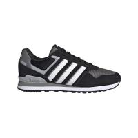 adidas 10K Sneaker Herren - CBLACK/FTWWHT/GREFOU - Größe 12
