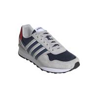 adidas 10K Sneaker Herren - GRETWO/CRENAV/SCARLE - Größe 9-