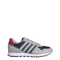 adidas 10K Sneaker Herren - GRETWO/CRENAV/SCARLE - Größe 12