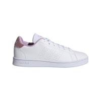 adidas Advantage K Sneaker Kinder - FTWWHT/FTWWHT/GRETWO - Größe 34