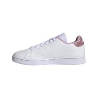 adidas Advantage K Sneaker Kinder - FTWWHT/FTWWHT/GRETWO - Größe 5