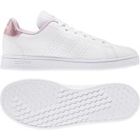 adidas Advantage K Sneaker Kinder - FTWWHT/FTWWHT/GRETWO - Größe 6-