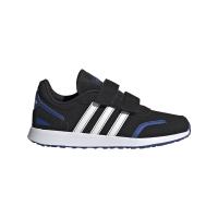 adidas VS Switch 3 C Sneaker Kinder - CBLACK/FTWWHT/ROYBLU - Größe 31