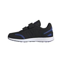 adidas VS Switch 3 C Sneaker Kinder - CBLACK/FTWWHT/ROYBLU - Größe 35