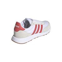 adidas RUN 60s 2.0 Sneaker Damen - FTWWHT/CRERED/ORBGRY - Größe 6