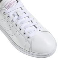 adidas Advantage Sneaker Damen - FTWWHT/FTWWHT/CLELIL - Größe 6-