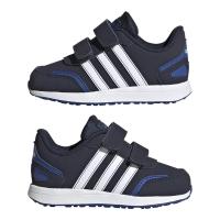 adidas VS Switch 3 I Sneaker Kinder - CBLACK/FTWWHT/ROYBLU - Größe 26