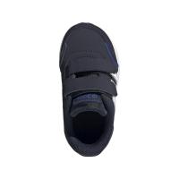 adidas VS Switch 3 I Sneaker Kinder - CBLACK/FTWWHT/ROYBLU - Größe 27