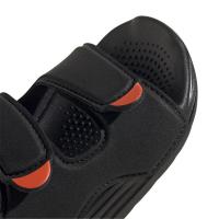 adidas Swim Sandal I Badeschuhe Kinder - CBLACK/CBLACK/FTWWHT - Größe 26