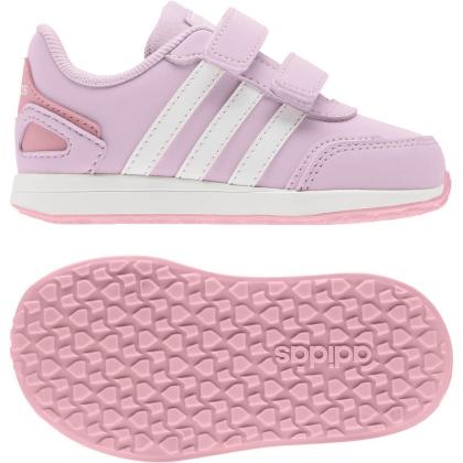 adidas VS Switch 3 I Sneaker Kinder - CLPINK/FTWWHT/SUPPOP - Größe 24