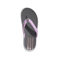 adidas Comfort Flip Flop Badeschuhe Damen - GREFOU/CLELIL/FTWWHT - Größe 7