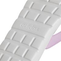 adidas Comfort Flip Flop Badeschuhe Damen - GREFOU/CLELIL/FTWWHT - Größe 8