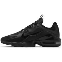 Nike Air Max Infinity 2 Sneaker Herren - BLACK/BLACK-BLACK-ANTHRACITE - Größe 9,5