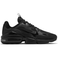 Nike Air Max Infinity 2 Sneaker Herren - BLACK/BLACK-BLACK-ANTHRACITE - Größe 11