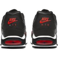 Nike Air Max Command Sneaker Herren - BLACK/DK SMOKE GREY-BRIGHT CRIMSON-WHITE - Größe 12,5