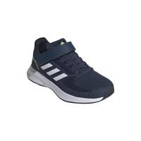 adidas Runfalcon 2.0 C Runningschuhe Kinder - CRENAV/FTWWHT/LEGINK - Größe 33-
