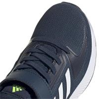 adidas Runfalcon 2.0 C Runningschuhe Kinder - CRENAV/FTWWHT/LEGINK - Größe 34