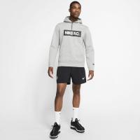 Nike F.C. - DARK GREY/HTR/WHITE/BLACK - Größe S