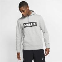 Nike F.C. - DARK GREY/HTR/WHITE/BLACK - Größe XL