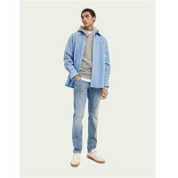 Scotch & Soda Jeans Ralston - Blauw Trace - blau - Größe 33/34