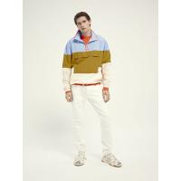 Scotch & Soda leichte Jacke Colourblock - mehrfarbig - Größe M