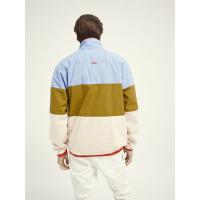 Scotch & Soda leichte Jacke Colourblock - mehrfarbig - Größe L