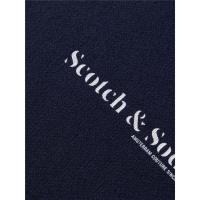 Scotch & Soda Hoodie - dunkelblau - Größe M