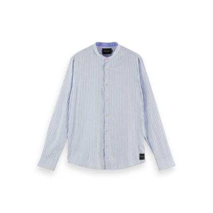 Scotch & Soda Freizeithemd aus Bio-Baumwolle - 160763-0219-v