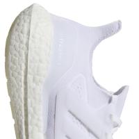 adidas Ultraboost 21 Runningschuhe Herren - FTWWHT/FTWWHT/GRETHR - Größe 9-