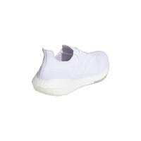 adidas Ultraboost 21 Runningschuhe Herren - FTWWHT/FTWWHT/GRETHR - Größe 12