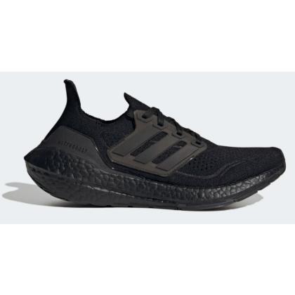 adidas Ultraboost 21 Runningschuhe Damen - CBLACK/CBLACK/CBLACK - Größe 8