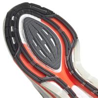 adidas Ultraboost 21 Runningschuhe Damen - FTWWHT/CBLACK/SOLRED - Größe 9