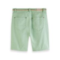 Scotch & Soda Chino-Shorts grün