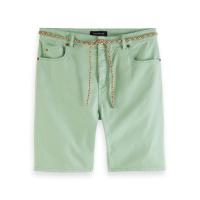 Scotch & Soda Chino-Shorts - Seafoam - Größe 32