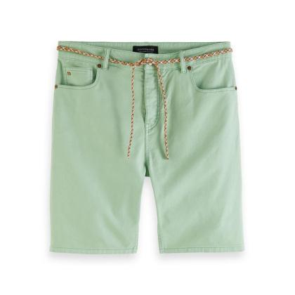 Scotch & Soda Chino-Shorts - Seafoam - Größe 33