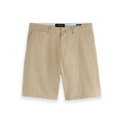 Scotch & Soda Chino-Shorts Stuart - Sand - Größe 30
