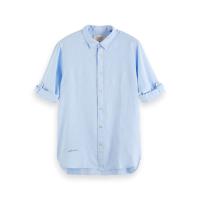 Scotch & Soda Freizeithemd - Blue - Größe XL