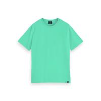 Scotch & Soda Basic T-Shirt - Spearmint - Größe S