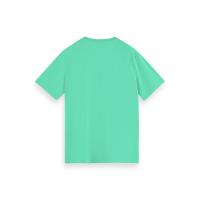 Scotch & Soda Basic T-Shirt - Spearmint - Größe L
