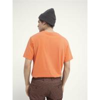 Scotch & Soda Basic T-Shirt - Peach Echo - Größe L